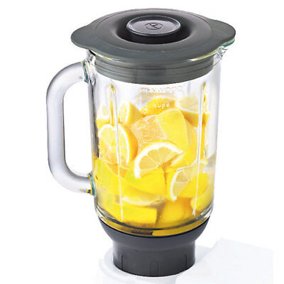 Kenwood Chef and Chef XL Thermo Glass Liquidiser / Blender - Grey - Complete