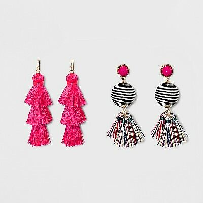 888ca0ef5 SUGARFIX BY BAUBLEBAR and a new day , Target fashion earrings ...