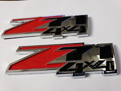 Red Emblem NamePlate Decal Replaces OEM x1 Porsche Cayenne GTS Black Badge