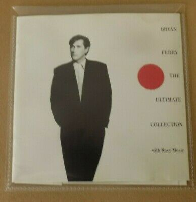 Roxy Music - Bryan Ferry - The Ultimate Collection - Roxy Music CD ALBUM