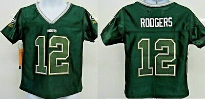the best attitude 90c0e 55a9a AARON RODGERS BABY Packers Jersey Size 12 Months Infant ...