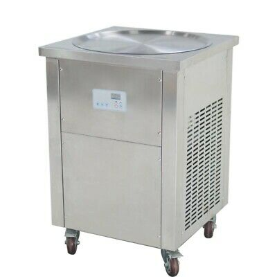 Ice Cream Rolls Machine Fried Thai Single Pan UK Seller Fast Delivery