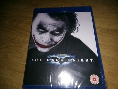The Dark Knight (Blu-ray, 2012, 3-Disc Set) Brand new and sealed.