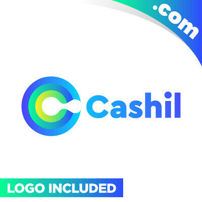 Cashil.com is a cool brandable domain for sale! Godaddy FINANCE MONEY
