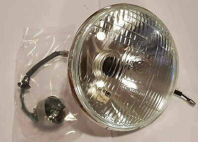 "Lu26570021 Genuine Lucas 7"" Headlamp Unit Assy With Bulb Holder.(Without Pilot)"