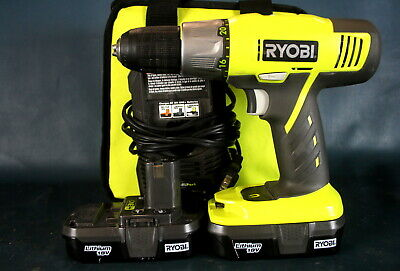RYOBI 18V Drill GearBox,W//Clutch,Spindle P204,P270,P271 201025003,220016147