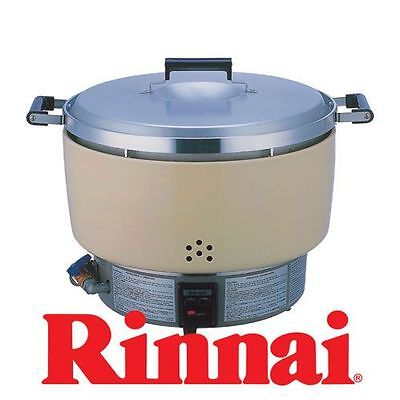 Rinnai LPG Gas Rice Cooker Made in JAPAN from Commercial Quality UK Seller