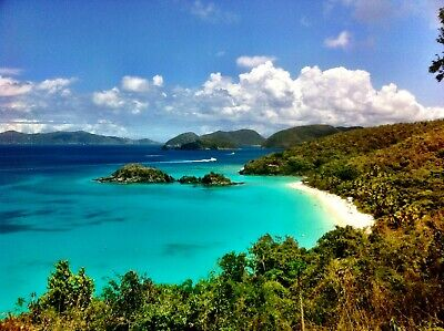 Westin St. John USVI Villa Sleeps 4 - AUGUST 4th, 2019