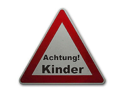 Triangular Traffic Sign: Warning! Children S756