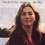 Colors of the Day: The Best of Judy Collins Collins, Judy Audio CD Used - Good