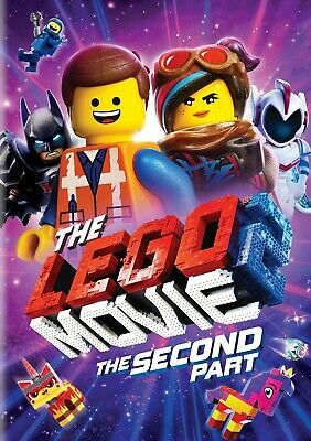 Lego Movie 2 the Second part -Bluray only