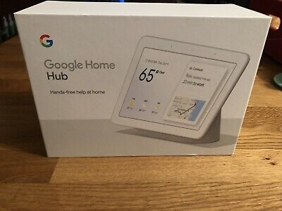 BOX FOR Google Home Hub with Google Assistant BOX ONLY