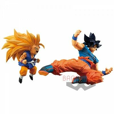 Dragon Ball Super MUI Goku Ultra Instinct Kuji Prize Figure Interchangeable Part