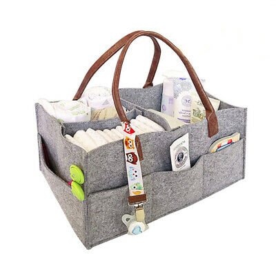 1 pcs Multi-Functional Foldable Organizer Travel Diaper Caddy Makeup for Mommy