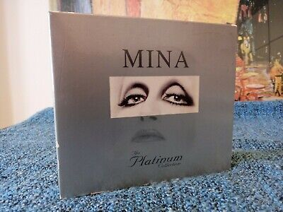 Mina The Platinum Collection Cd Musicale