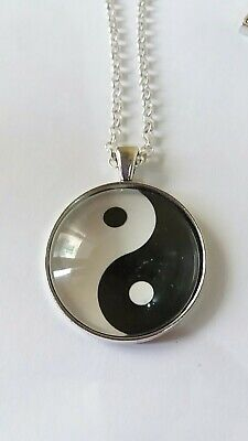 collar yin yang collar collares chica ropa mujer picture pendant necklace