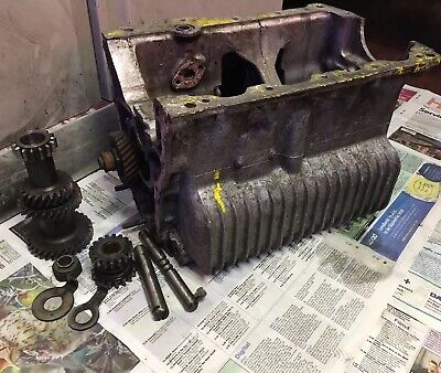 Classic Mini A Series Gearbox Case Dam 5626 For Rebuild With Spare