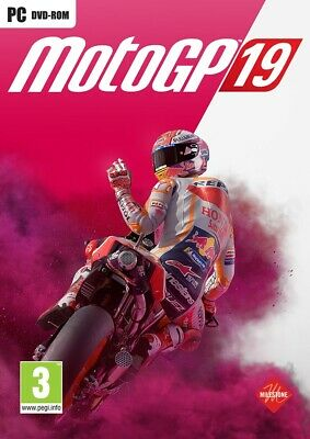 Motogp 19 Originale steam - PC  - Gioco completo 100%  - MULTILANGUAGE