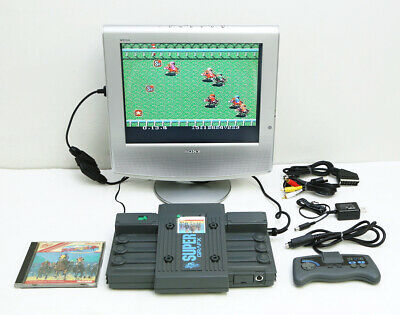 PC ENGINE SUPER GRAFX RGB Component Ypbpr Region Free Sync