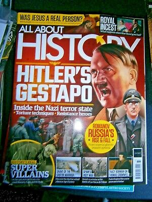 All About History Magazine Issue 73 (new) 2019