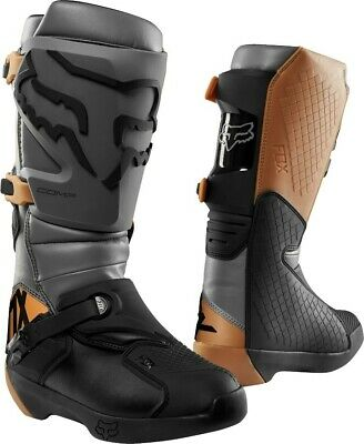 2019 Fox COMP Motocross MX Boots Stone Adults