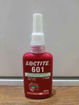 1pcs LOCTITE 601 High strength, dimethacrylate ester-based retaining compound