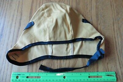 18 Looper Hats Hood Yellow Flame Retardant Hard Hat Liner Construction Medium