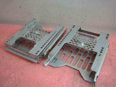 """Lot 2x HP 3.5"""" HDD Caddy / Tray for HP Elite 8300 Touch AiO PC+"""
