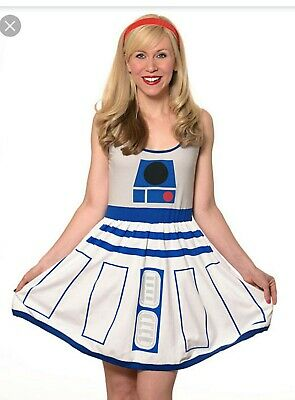 DISNEY WOMENS HER Universe Star Wars Dress * Size M * New With Tags ...