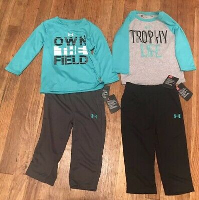 76d27ecfd9 NWT BOYS UNDER ARMOUR & ZARA BABY Outfit! Size 3-9 Months Cute ...