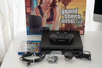 SONY PLAYSTATION PS4 1Tb Hdd Console Black - 4 73 Firmware Jailbreak