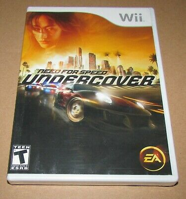 NEED FOR SPEED: Undercover - PC - $5 00 | PicClick