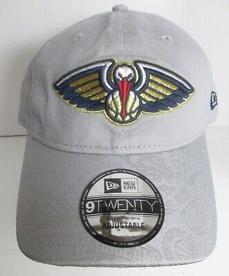 cheap for discount fd790 26cd0 New Orleans Pelicans Hat Cap New Era Embroidered NBA
