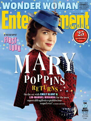 """Mary Poppins Returns Movie Poster Characters Art Film Print 13x20/"""" 24x36/"""" 27x40/"""""""