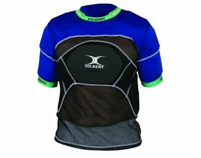 Gilbert Charger Kryten shoulder gear Small Boys- Rugby Union Shoulder Protection
