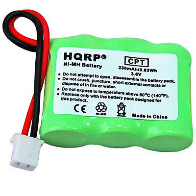 Hqrp Batterie pour Dogtra 175NCP 180NCP 200NCP 202NCP YS-500 22000NC Chien Col