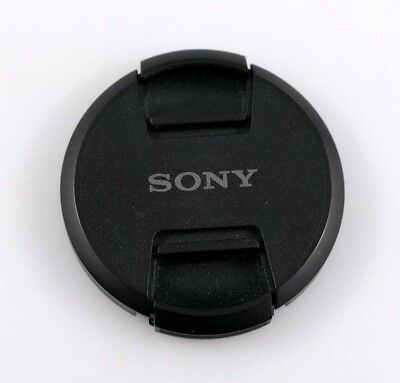 Genuine Sony 49mm Front Lens Cap - Great condition  - Like New