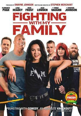 Fighting with My Family (2019), DVD