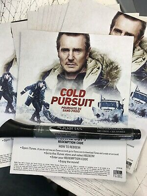 Cold Pursuit Canadian Redeem Code