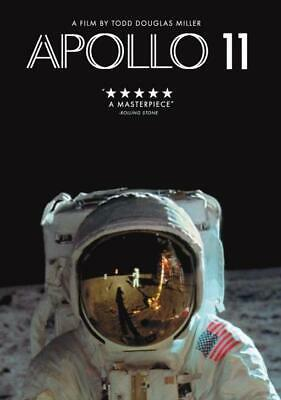 Apollo 11 (2019), DVD