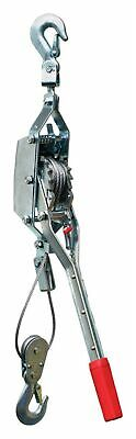 Maasdam Come-A-Long Cable Power Puller 12'