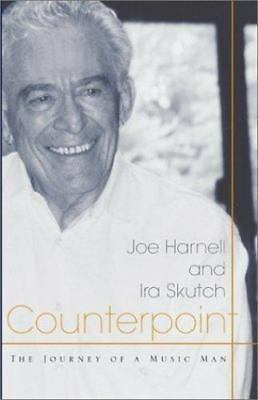 Counterpoint : The Journey of a Music Man-ExLibrary by Harnell, Joe, Skutch, Ira