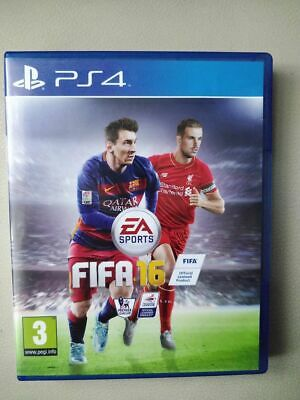 Fifa 16 - Playstation 4 (Ps4) - Free Uk Postage