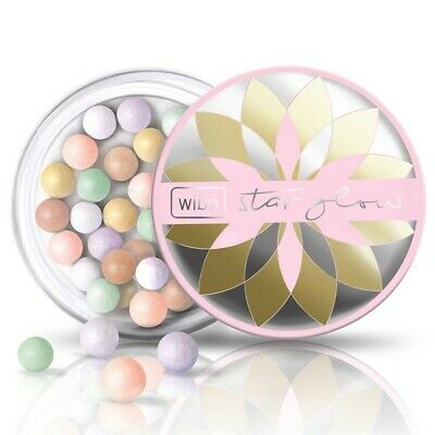 WIBO STAR GLOW CONCEALING & ILLUMINATING FACE POWDER IN PEARLS 13g