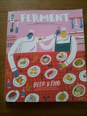Ferment Magazine, Issue #32 - Beer & Food