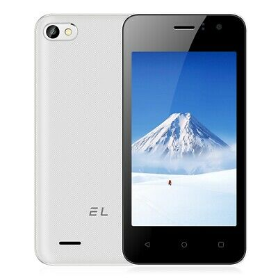 EL W40 3G Smartphone 4.0 inch Android 6.0 MTK6580 Quad Core 1.3GHz