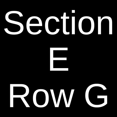 2 Tickets Brad Paisley 8/1/19 Firekeepers Casino Battle Creek, MI