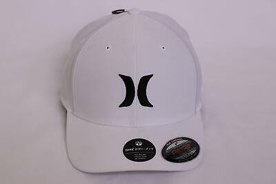 40ec831ca HURLEY DRI-FIT ONE and Only Hat - Classic Black / White - New ...