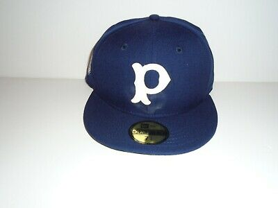 sale retailer dcd5a fd94d Pittsburgh Pirates New Era Cooperstown Collection Vintage 1887 Wool Fitted  Hat