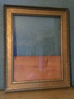 Antique Original 19th Century Watts Gilded Picture Frame